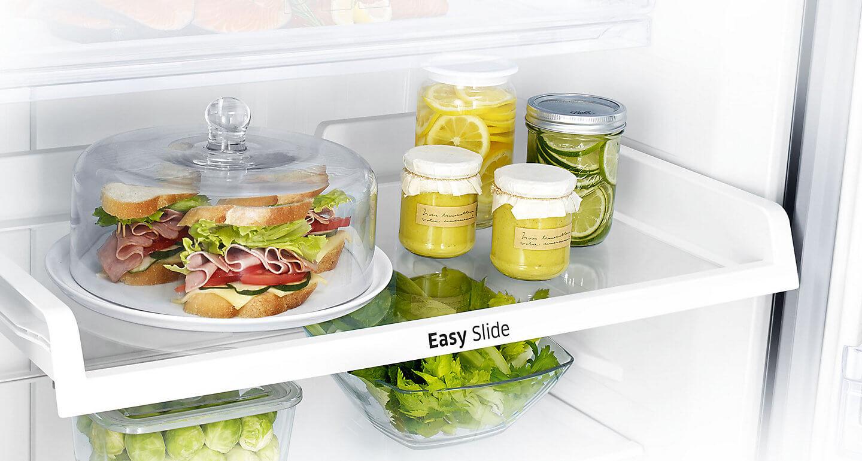 Prateleiras Easy Slide Refrigerador RT6000K