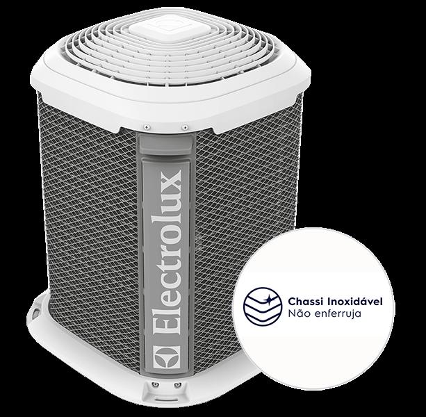 Unidade Externa Ar-Condicionado Electrolux VI09F/VE09F
