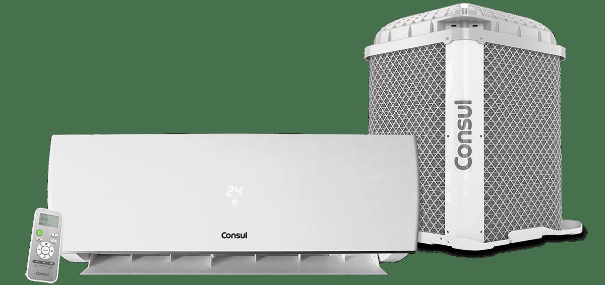 Condicionador de Ar Split Consul