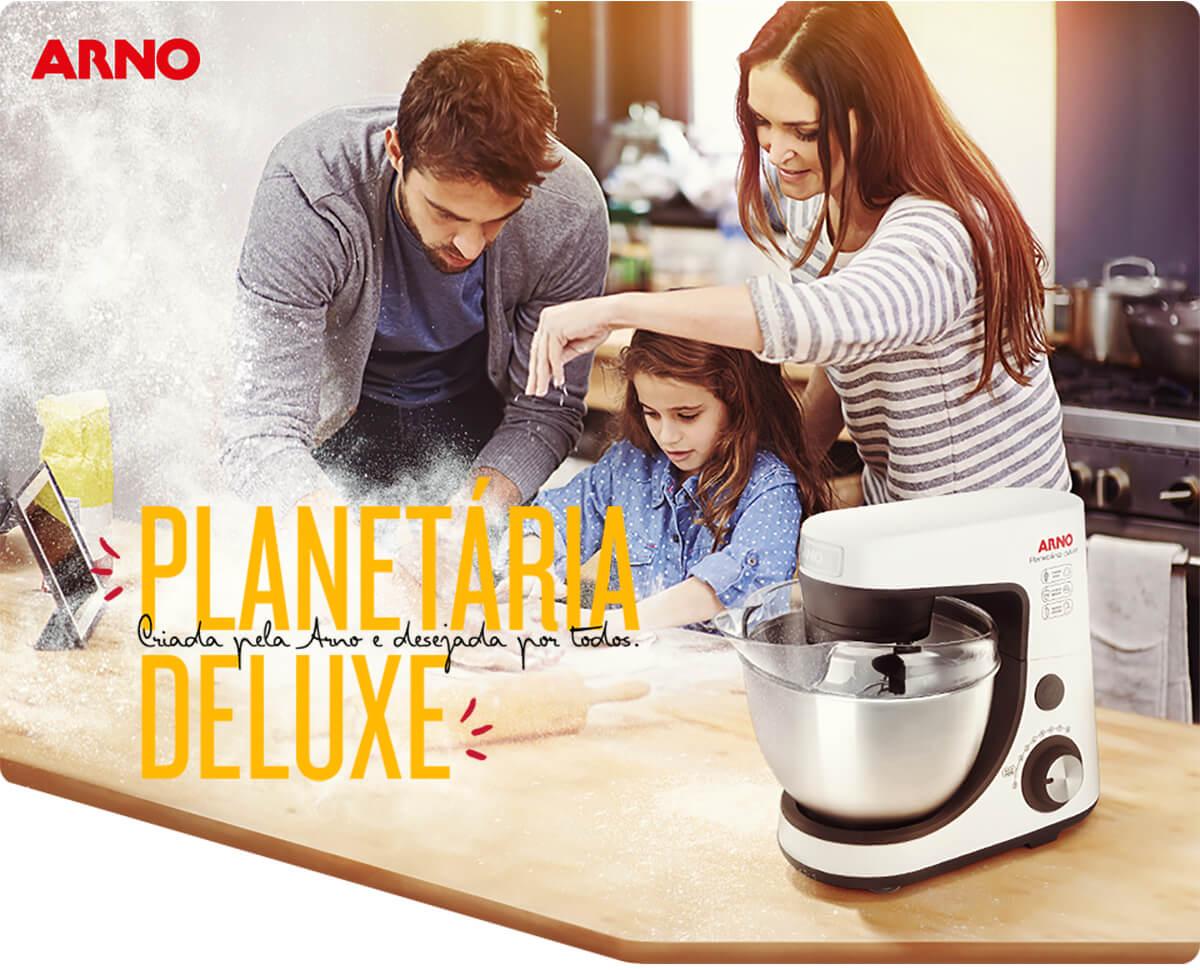 Batedeira Planetária Arno SX80