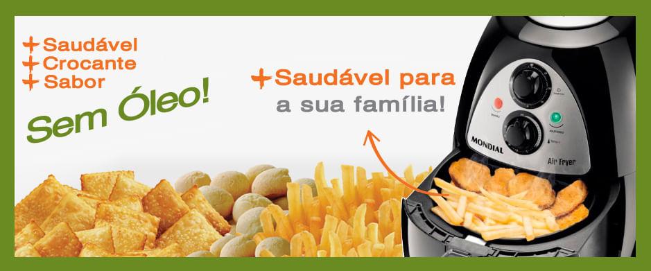 Fritadeira Mondial Air Fryer Premium - AF-03 - Havan