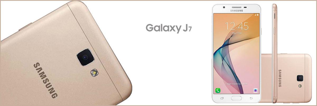 af5056e7a0 Smartphone Samsung Galaxy J7 Prime Dual Chip