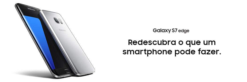Pré-venda Galaxy S7