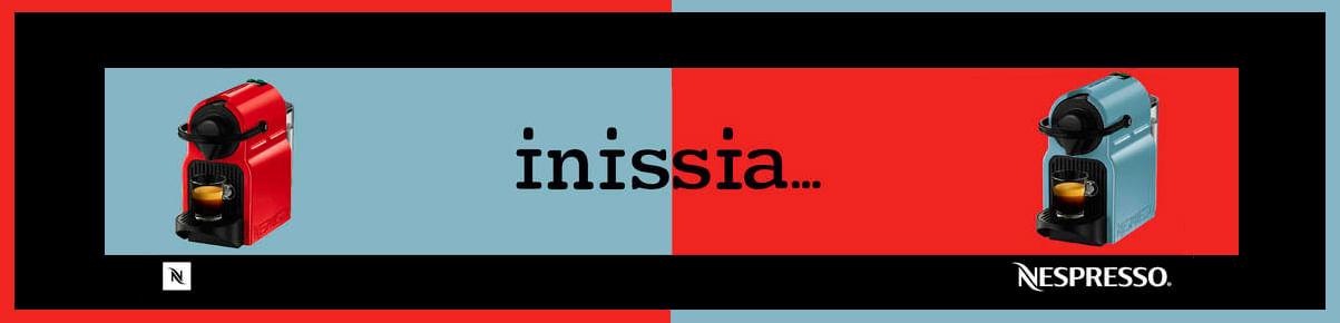Banner Promoção Cafeteira Inissia
