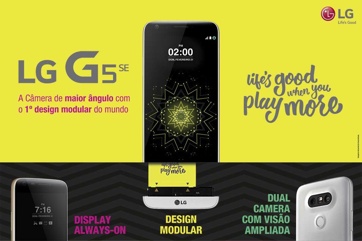 Banner Smartphone LG G5