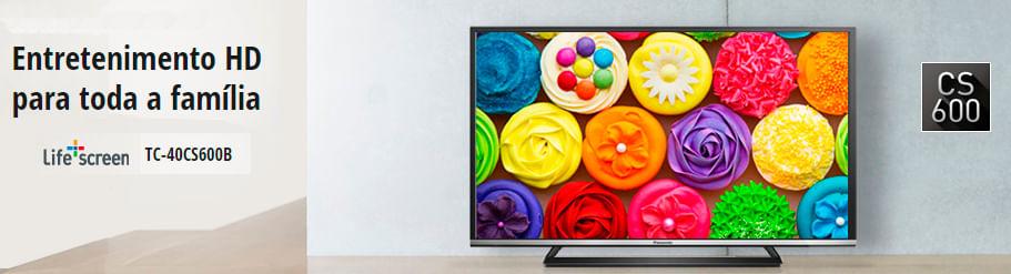 Smart TV LED Viera TC-40CS600B
