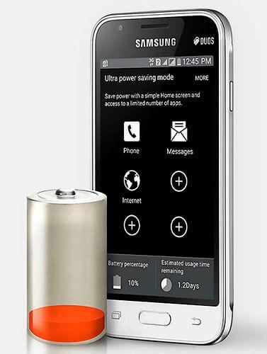Bateria Galaxy J1 Mini