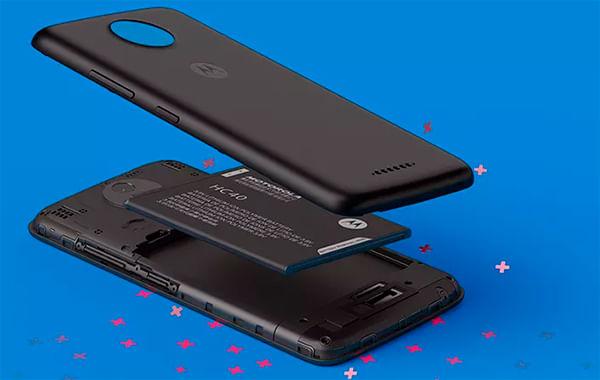Bateria Motorola Moto C Plus