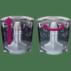 Fast Fill & Fast Cycle da Lavadora Brastemp BWU11