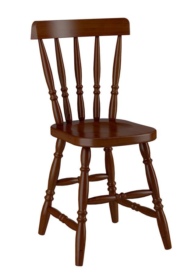 Cadeira lile madeira macica