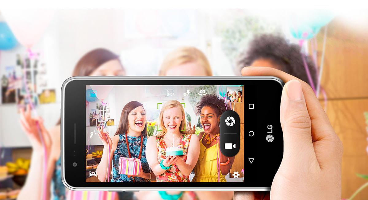 Câmera Smartphone K4 Novo