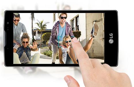 Knock Code Smartphone LG Leon