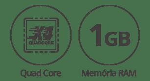 Configurações Smartphone Multilaser MS40S