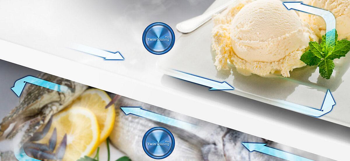 Congelados sempre saborosos - Refrigerador RT6000K