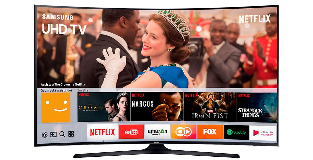 Q Smart Smart TV Samsung MU7000