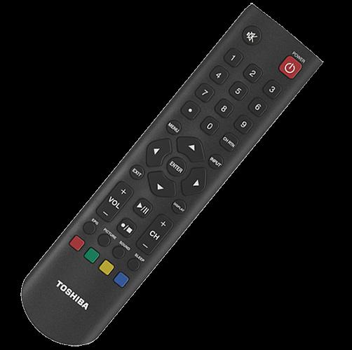 Controle TV LED Semp Toshiba 32 32L1600