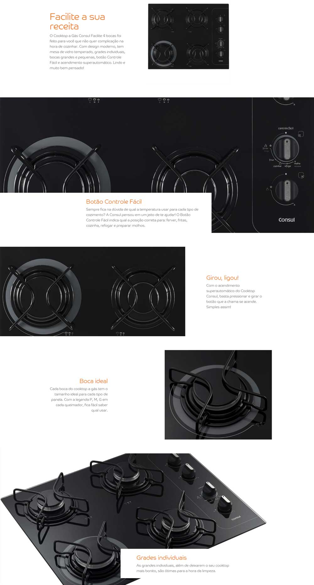 Cooktop CD060