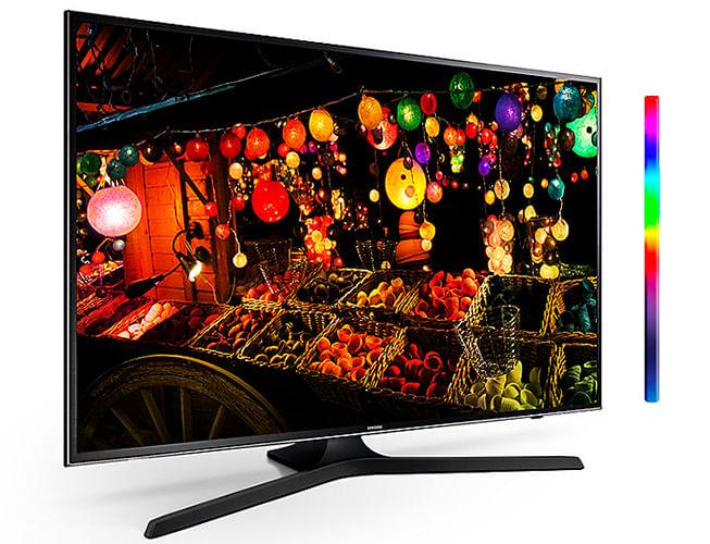 Cores Smart 4K UHD TV MU6100
