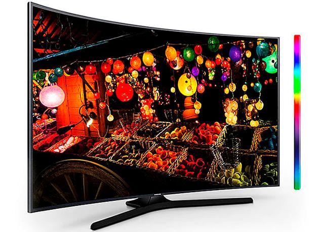 Cores Smart 4K UHD TV MU6300