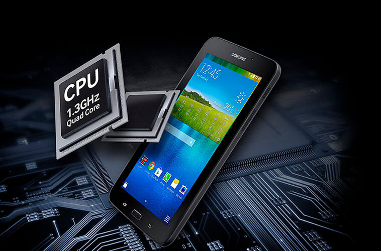Performance Galaxy Tab E 7.0 Wi-Fi