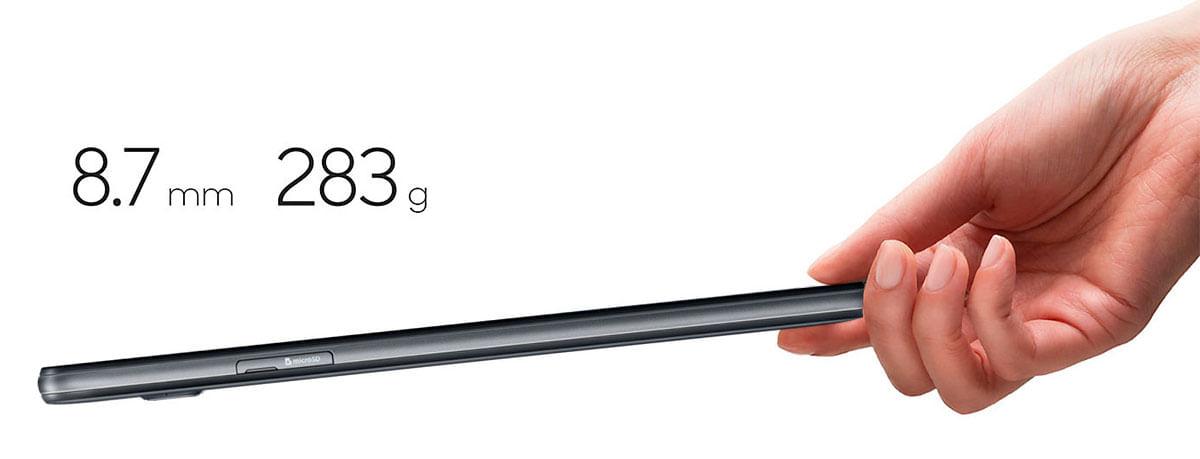 Design Galaxy Tab A 7 Polegadas