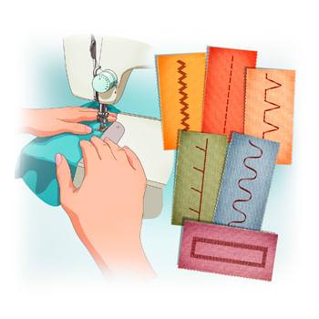 Máquina de Costura Elgin Trendy