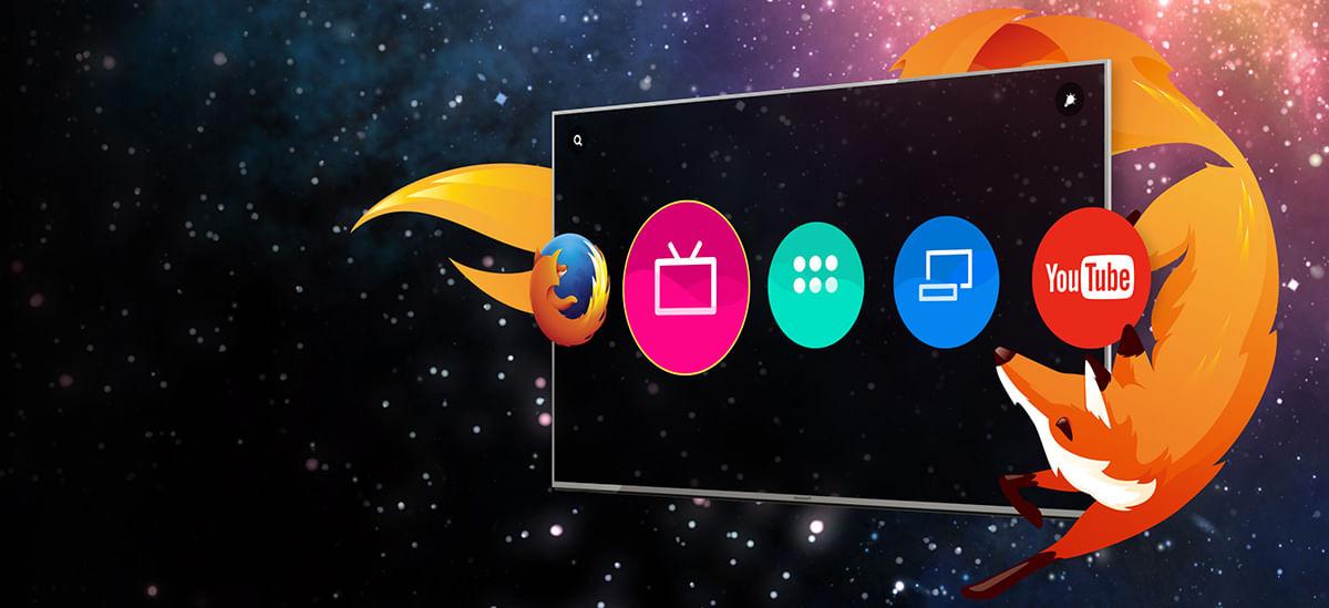 Firefox OS - TV LED Panasonic 49 DX650