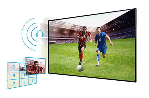Função Futebol TV Samsung
