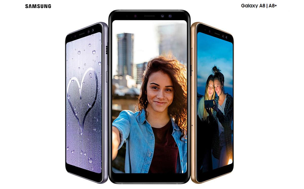 Galaxy A8 A8+