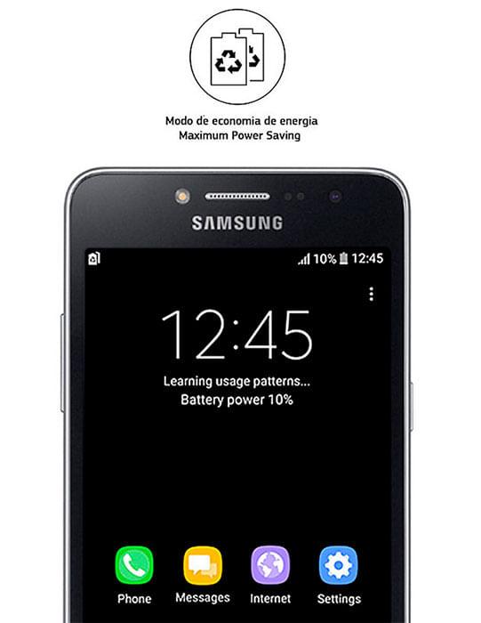 Carga Galaxy J2 Prime