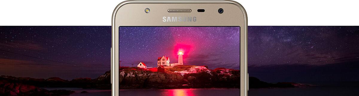 Cores Vivas Galaxy J7 Neo
