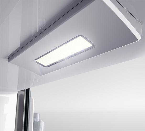 Iluminação LED Geladeira Brastemp BRE80