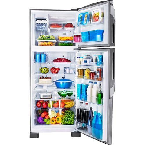 Refrigerador Panasonic NR-BT49PV2X com Vitamin Safe e Espaços Especiais