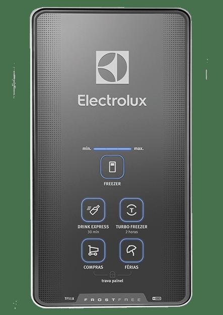 Painel Geladeira Electrolux TF51X