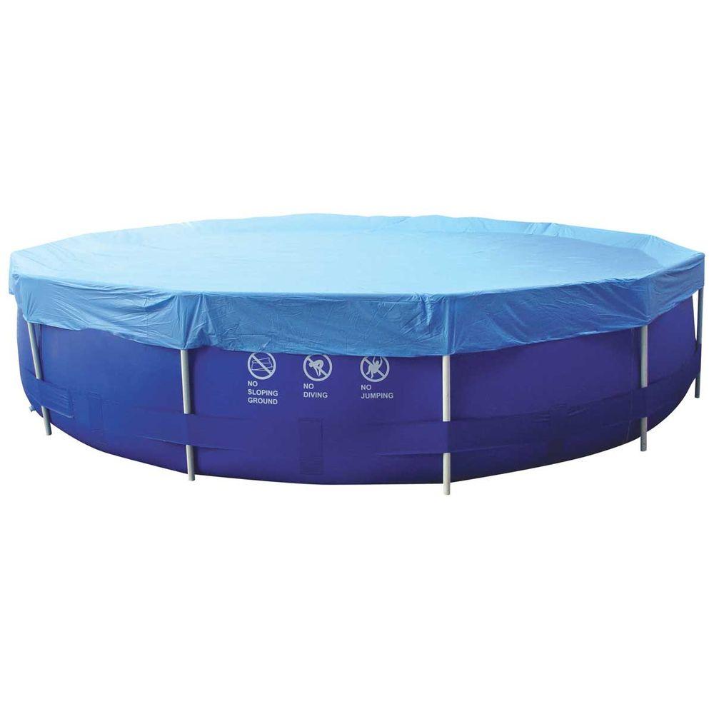 Capa para piscina 7526l master beach jl016125 1n novo mundo for Afdekzeil zwembad blokker