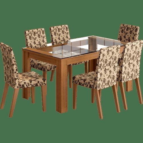 mesa-de-jantar-7-pecas-tampo-de-vidro-madesa-cristal-rustico-floral-bege-38996-0