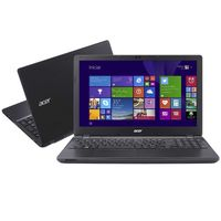 "Notebook 15.6"" Acer E5-571-32EG Intel Core I3 4GB 500GB de HD e Win 8.1"