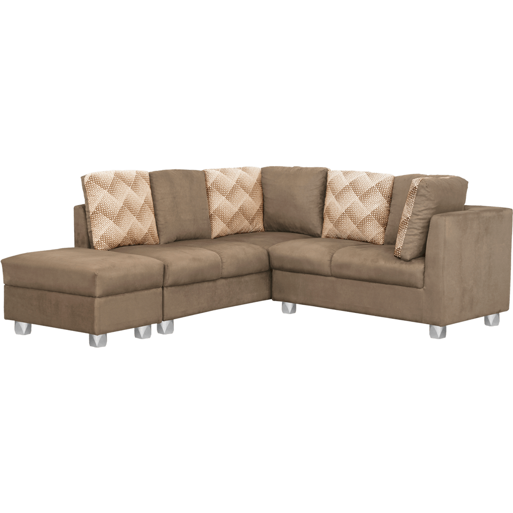 Sofa de canto 2 e 3 lugares barato hereo sofa for Sofas com chaise e puff