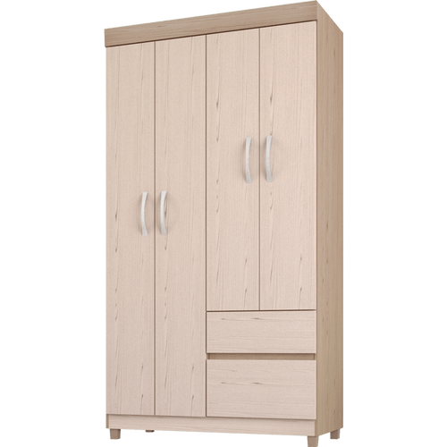 guarda-roupa-4-portas-2-gavetas-com-cabideiro-demobilie-lotus-avela-castanho-touch-38975-0