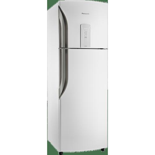 Menor preço em Geladeira / Refrigerador Panasonic, Frost Free, Duplex, 387L, Branco - NR-BT40B