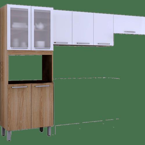 cozinha-de-madeira-3-pecas-8-portas-nicho-para-microondas-itatiaia-cacau-carvalho-branco-39311-0