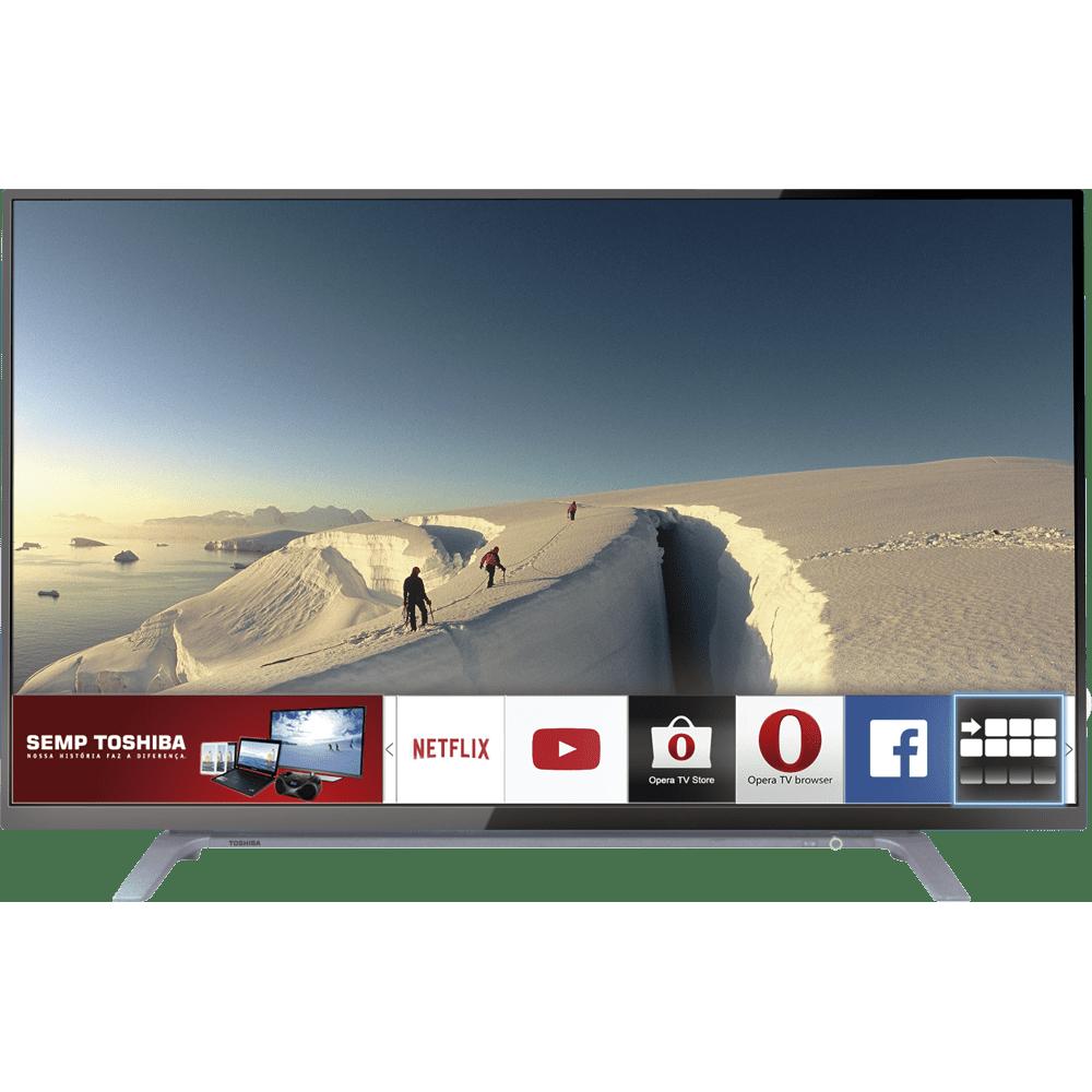 c47ce5bb7 Smart TV Led Semp Toshiba 43