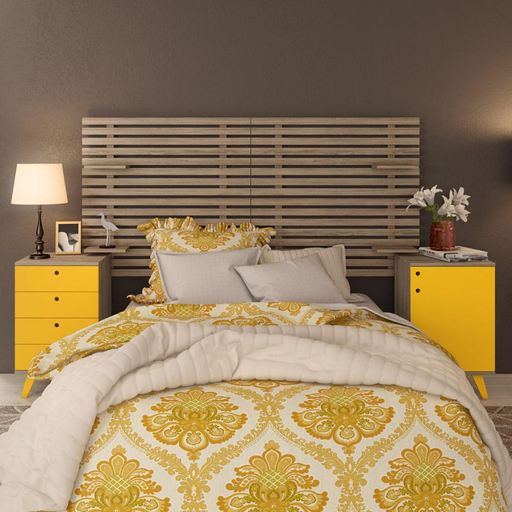 Resultado de imagem para quarto de casal amarelo