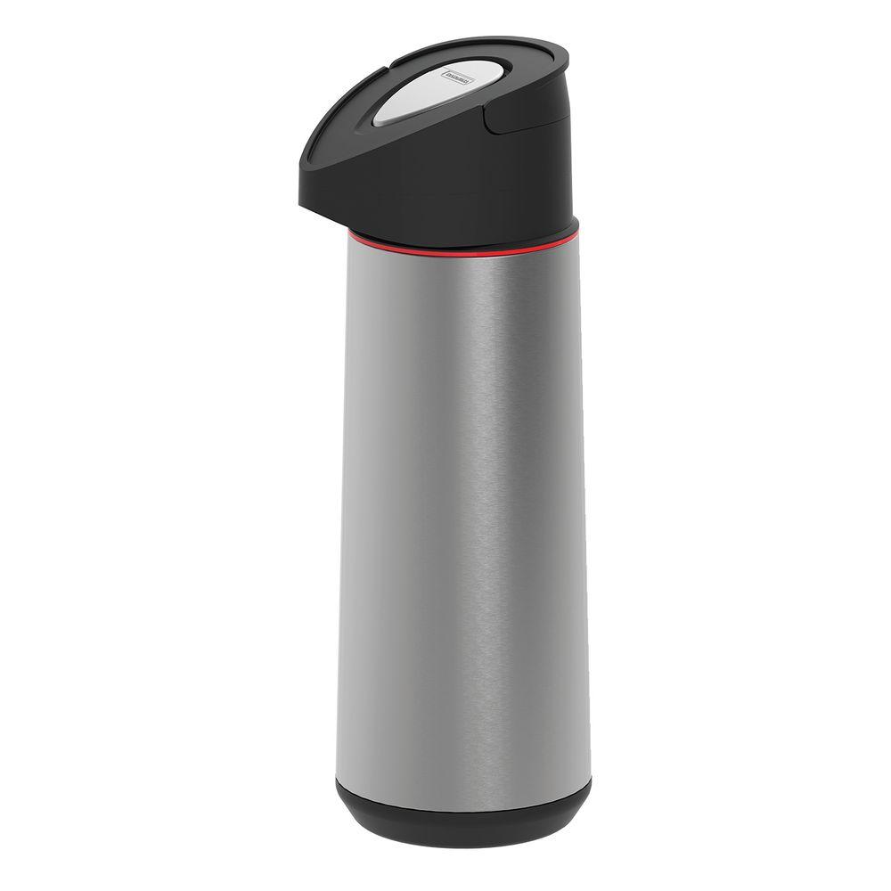 Garrafa Térmica Aço Inox 1.8L Exata 61641180 Tramontina - Novo ... 35e12c8c76d92