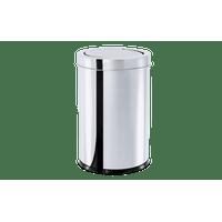 lixeira-inox-com-tampa-basculante-212-litros---decorline-lixeiras-ø-25-x-46-cm