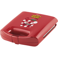 sanduicheira-e-grill-mallory-mickey-750w-antiaderente-vermelha-preta-b9680085-110v-50305-0