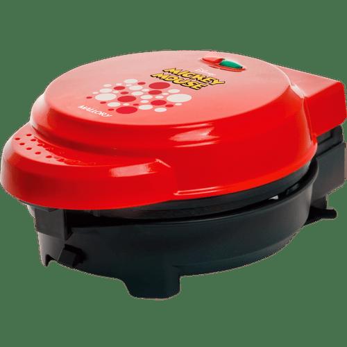 maquina-de-cupcakes-mickey-mallory-830w-mult-placas-vermelha-preta-b96800821-110v-50303-0