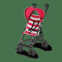 Carrinho Guarda-Chuva Navy Multikids Baby Vermelho- BB512