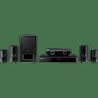 Home Theater Samsung com Blu-Ray, 5.1 Canais, 1000W, 3D - HTJ5500KZD