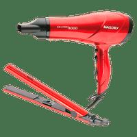 kit-secador-e-prancha-mallory-placas-de-ceramica-cabo-giratorio-vermelho-pure-seduction-bivolt-50328-0